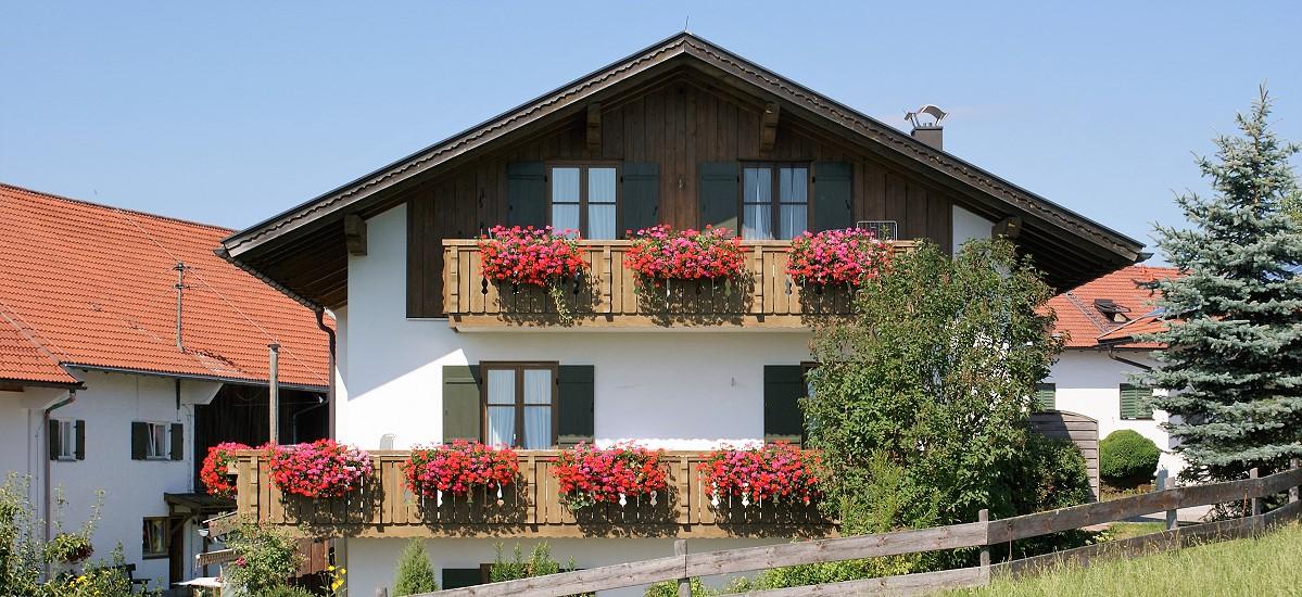 Herzlich willkommen auf dem Bauernhof Mayr