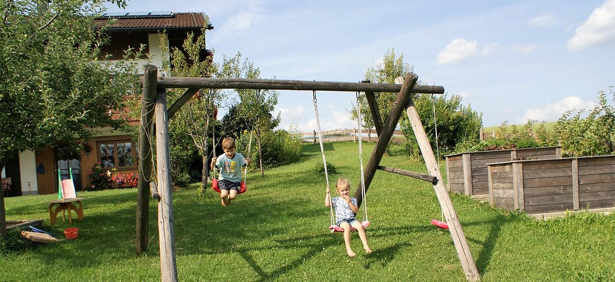 Kinderspaß ohne Ende